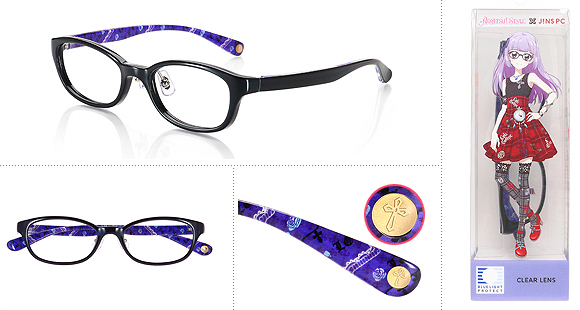 アイカツとジンズ(JINS)PC コラボメガネが登場!進撃の巨人に続きアイカツ!スタイルのメガネをゲットしよう!